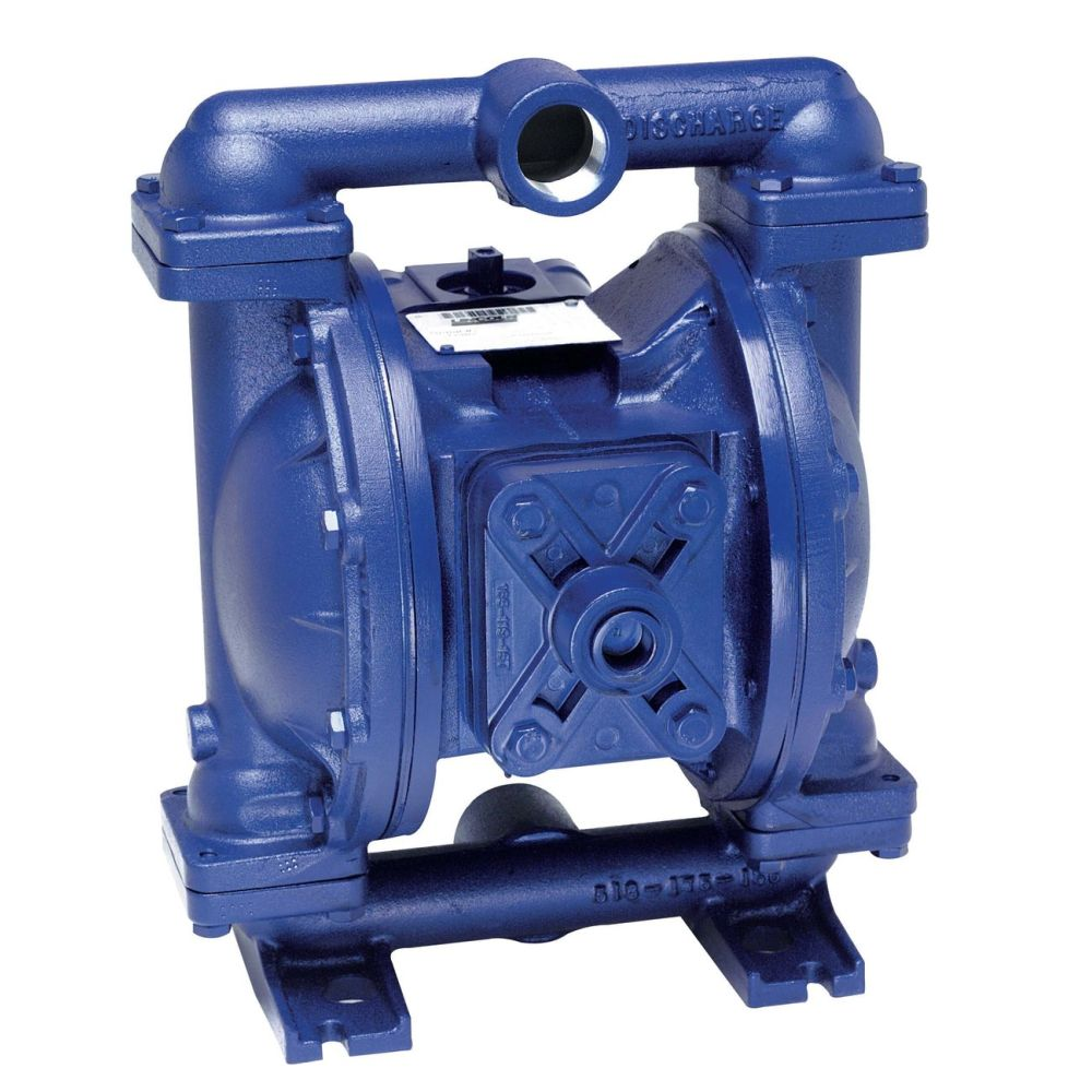 Diaphragm Pump Aluminum 1/2