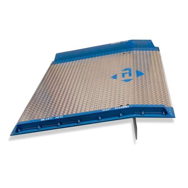 "Bluff® Aluminum Dock Board 3/8"" Thick - 10,000lb. Capacity"