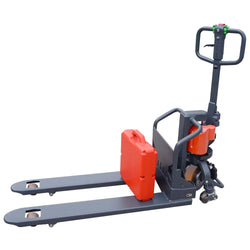 Semi-Electric Pallet Jack