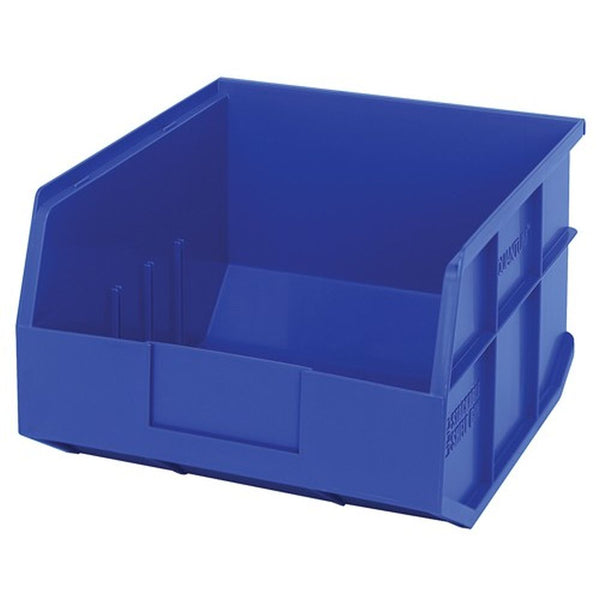 "Stackable Shelf Bins 11""W x 12""L (6 Pack)"