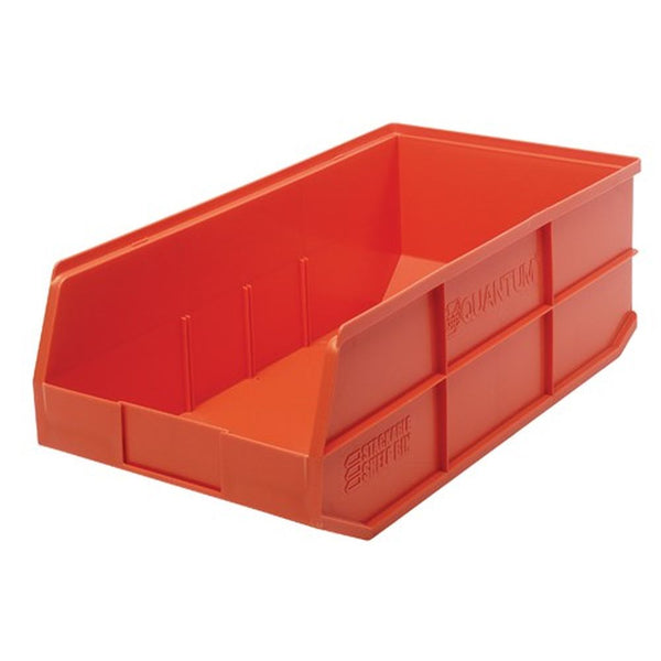 "Stackable Shelf Bins 11""W x 20-1/2""L (6 Pack)"
