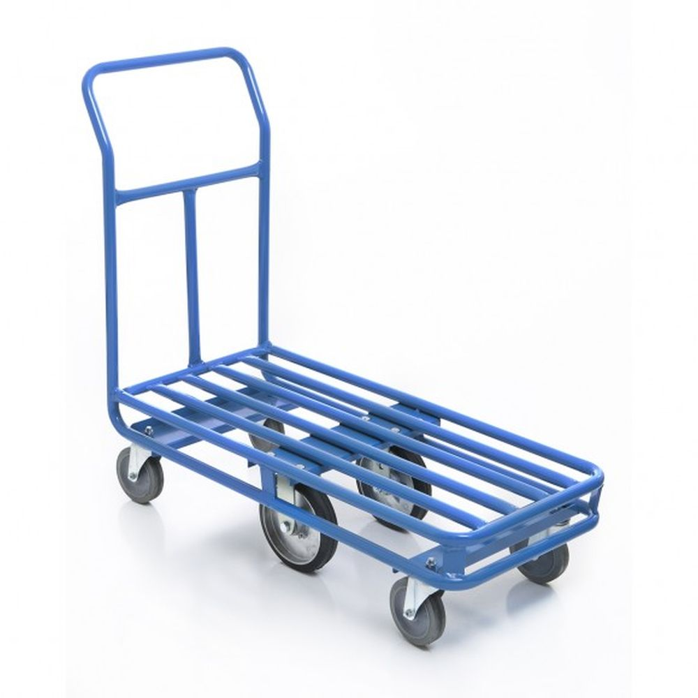 6-Wheel Industrial Stocking Cart