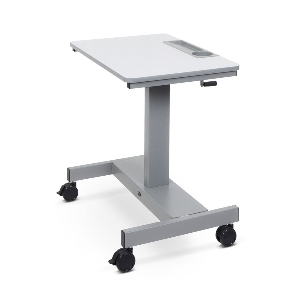 Student Sit Stand Desk w/ Crank - STUDENT-C