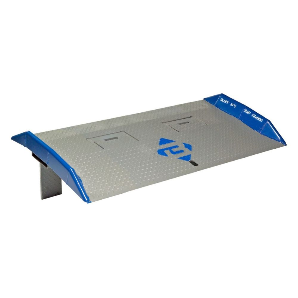 Steel Dock Board Fixed Legs (15,000 lbs. Capacity)