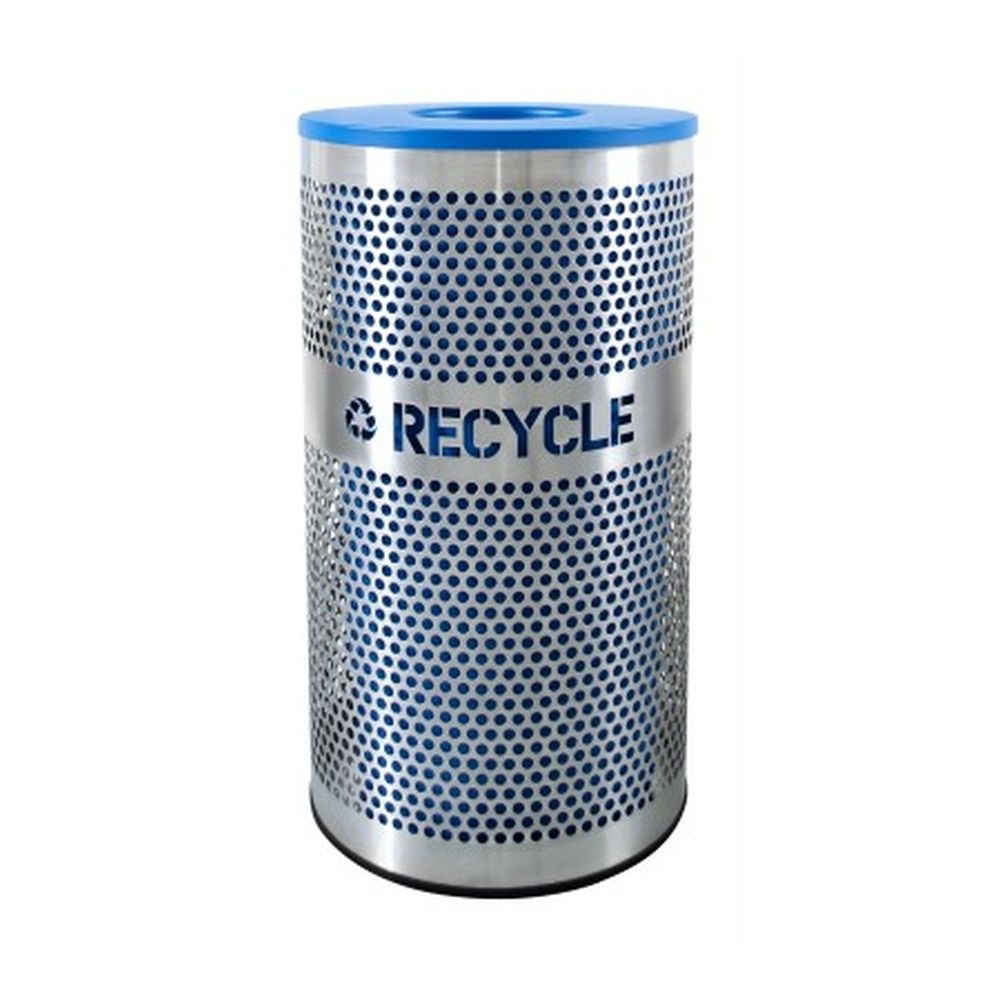 Venue Collection Recycling Receptacle (33 Gallon)