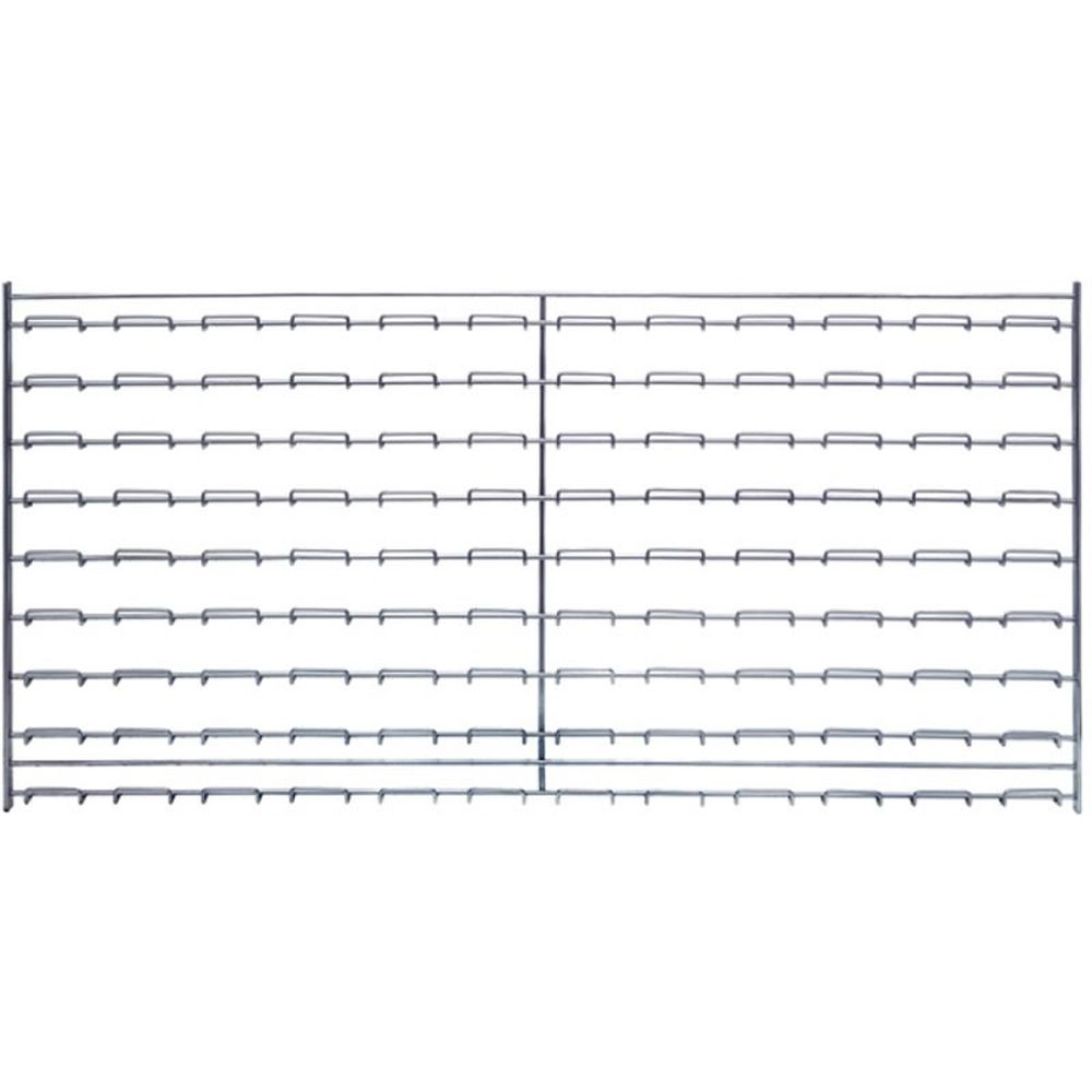 Wire Louvered Panel 36