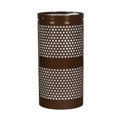 Landscape Series Perforated Waste Receptacle (20 Gallon)