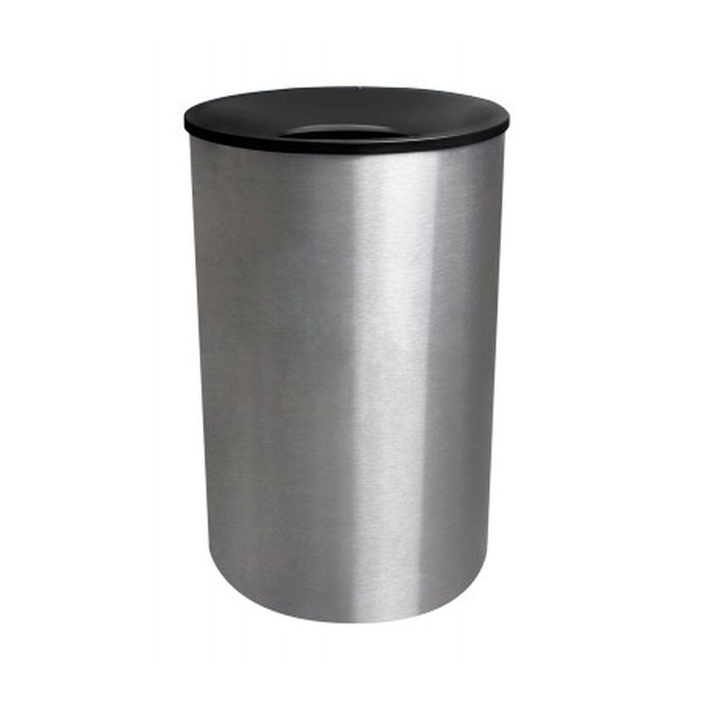Premier Series Stainless Steel Waste Receptacle (45 Gallon)