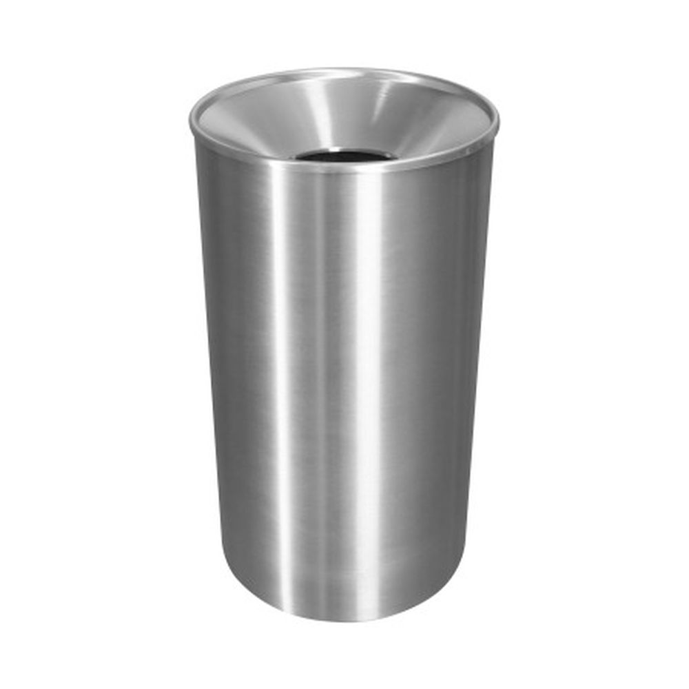 Premier Series Stainless Steel Waste Receptacle (33 Gallon)