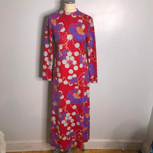 1960s Vintage Sequined Anne Fogarty Dress/Evening Gown-Quinby Vintage