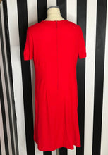Load image into Gallery viewer, Vintage 1960s Mod Red Dress by Eve Carver Originals-Quinby Vintage