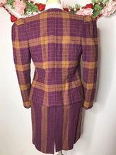 Load image into Gallery viewer, 1980s Wool Carolina Herrera Power Suit