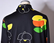 Load image into Gallery viewer, Vintage 1970s Men's Disco Shirt w/ Dagger Collar, Large