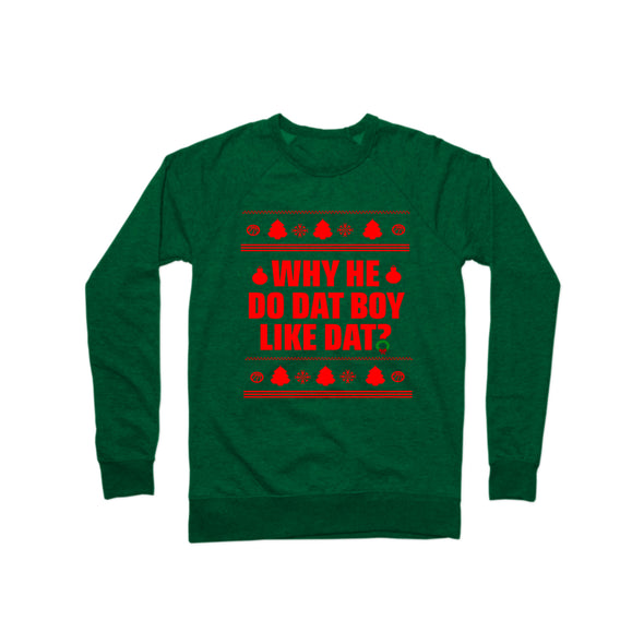 WHHDBLD Ugly Xmas Sweater