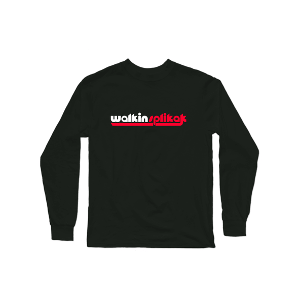 Rip City Walkin Splikak Longsleeve