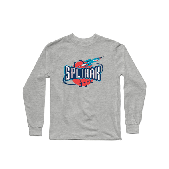 Houston Retro Splikak Longsleeve