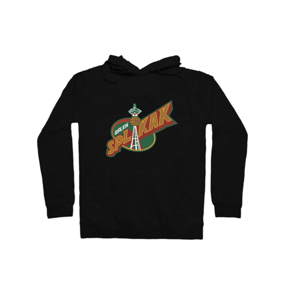 Seattle Walkin Splikak Hoodie