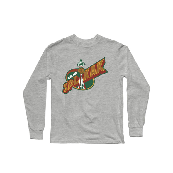 Seattle Walkin Splikak Longsleeve
