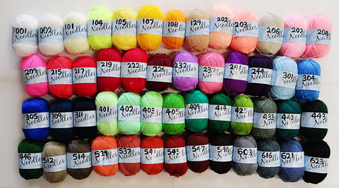 Knitting Yarn Solid Colours