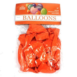 BALLOONS 30CM 20PC (12 colours available)