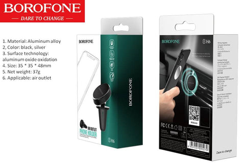BOROFONE BH6 Magnetic Phone Holder