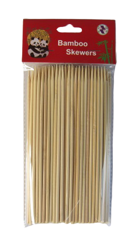 Bamboo Skewers 15cm 100pc