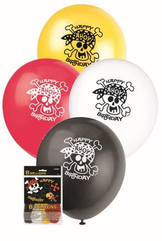 Pirate Party Balloons