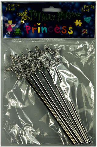 Princess Wand 6pk