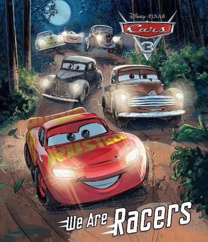 Cars 3 We Are Racers Book