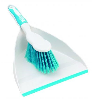 Dustpan and Brush Set Deluxe
