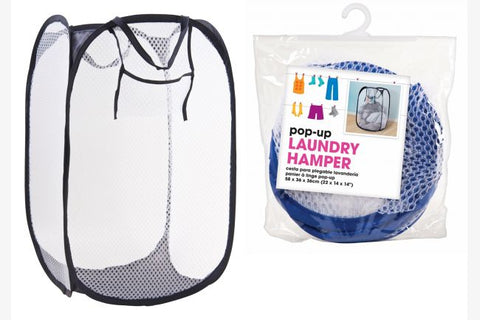 LAUNDRY HAMPER POP UP
