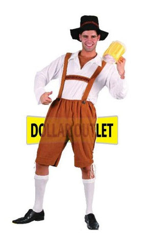 Beer Man Oktoberfest Costume