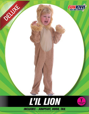 Lion Onesie for Toddler
