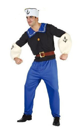 Popeye Sailor costume