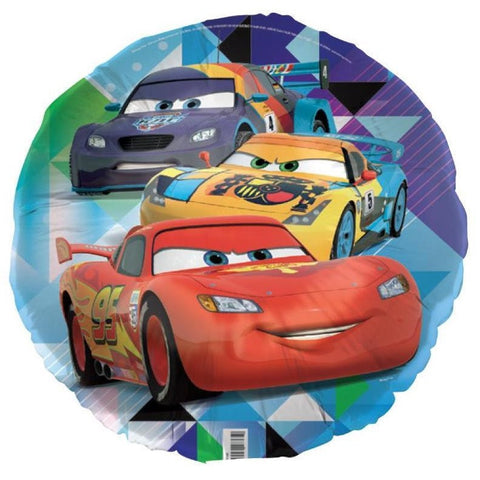 Disney Cars Foil Balloon