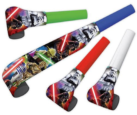 STAR WARS BLOWOUTS