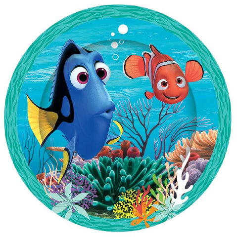 Finding Dory (Nemo) Paper Plates