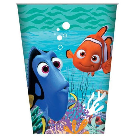 Finding Dory (Nemo) Paper Cups