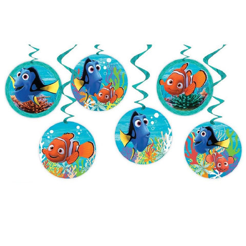 Finding Dory (Nemo) Hanging Decorations