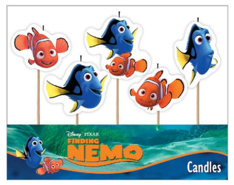 Finding Dory (Nemo) Candles