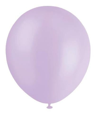 Metallic Balloons 20pk Purple