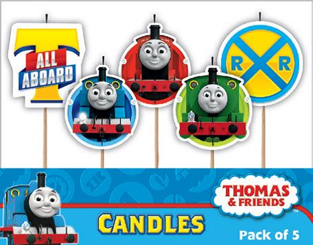 Thomas & Friends Candles