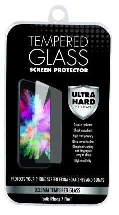 Glass screen for phone 7+/8+