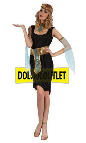 Cleopatra Costume Egyptian - Deluxe