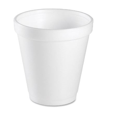 Foam Cups 25pc
