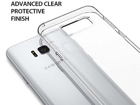 Transparent TPU Case for Galaxy S8