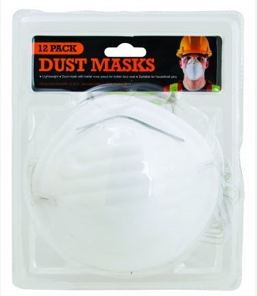 Dust Mask 12pc