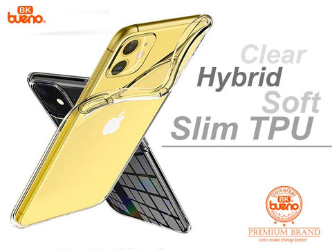 Clear View TPU Case for iPhone 11