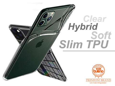 Clear View TPU Case for iPhone 11 Pro