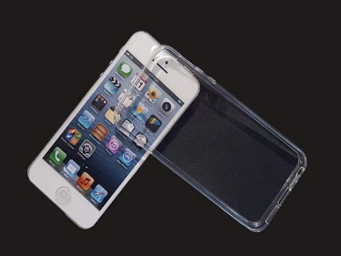 BK BUENO™ Clear TPU Case for iPhone 5,5S & SE
